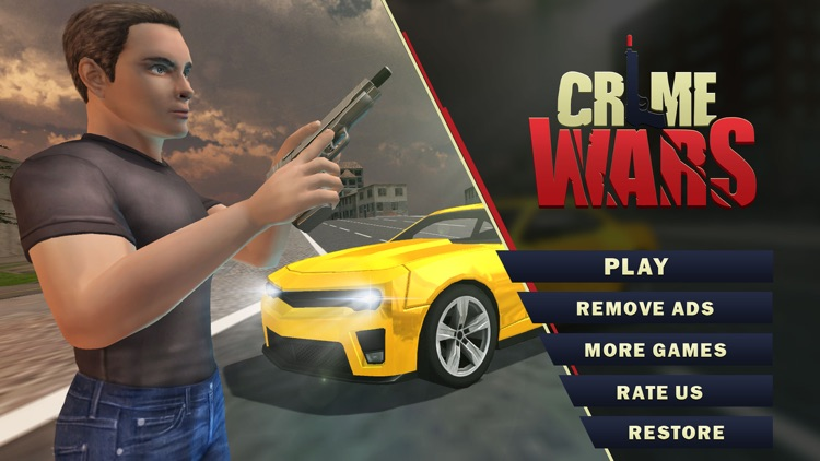 Crime War – Gangster Mafia of San Andreas