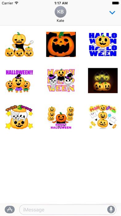Animated Happy Halloween screenshot 2