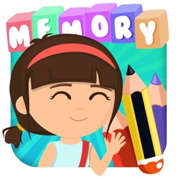 School - Memory Game for kids