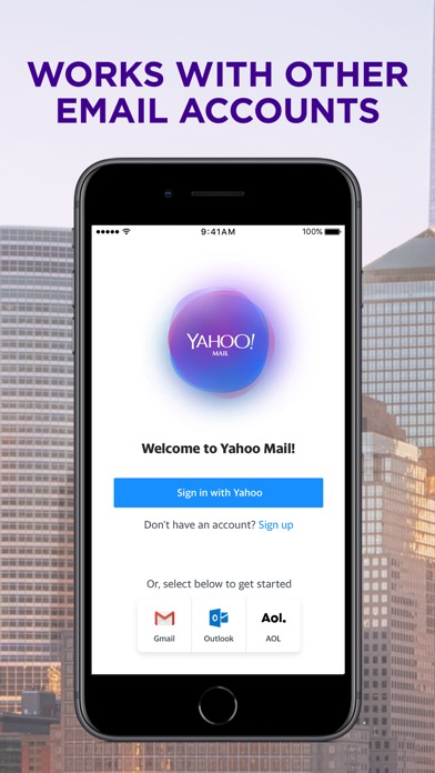 Yahoo Mail - Stay Organized Screenshot