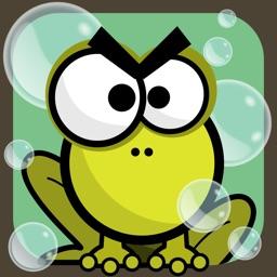 Pop Frogs: Match-3 puzzle