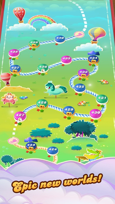 download Candy Crush Saga apps 5
