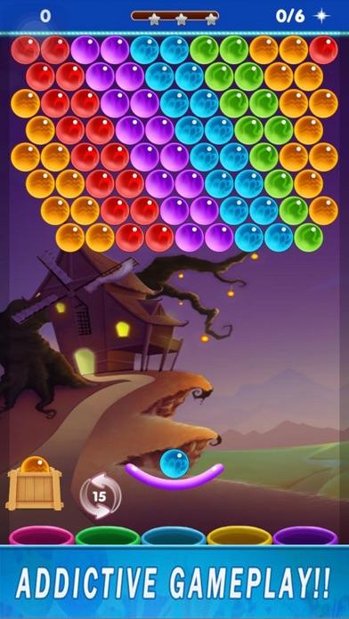 Taffy Bubble Shoot screenshot 1