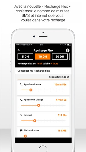Orange et moi Maroc on the App Store b6bc4e3c8d9