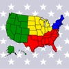 50 US States - American Quiz