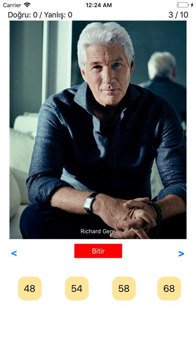 Yaşım Kaç? screenshot three