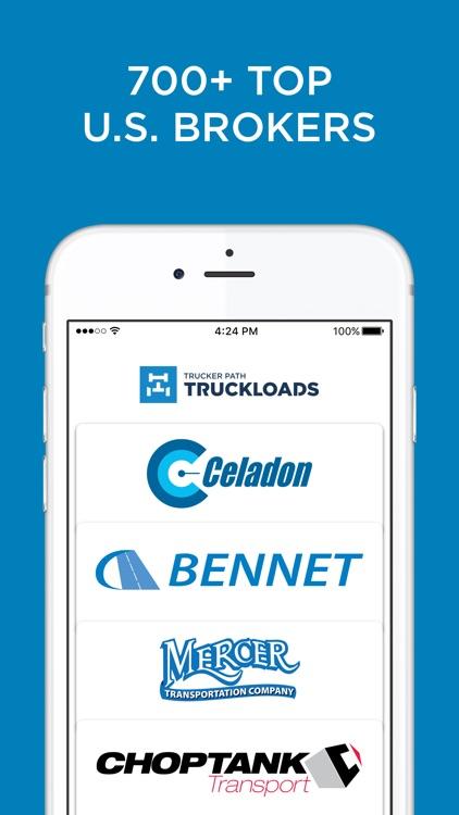 Truckloads - Truck Load Boards