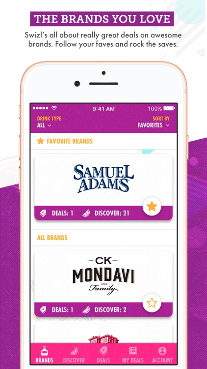 Swizl :: Discover, Sip, Save screenshot-4