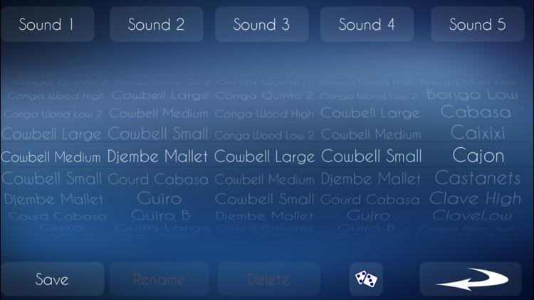 Afro Latin Drum Machine screenshot-4