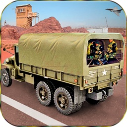 Army Cargo Transport Drive