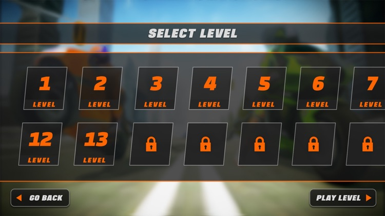 Chained Bike Rider Challenge screenshot-4