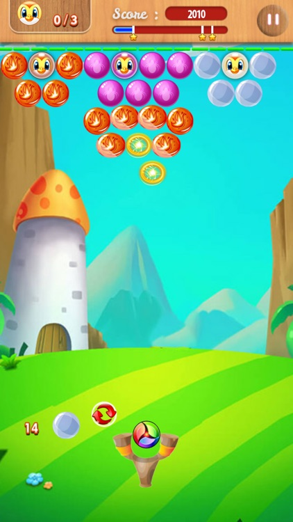 POP-Bubble Shooter screenshot-3