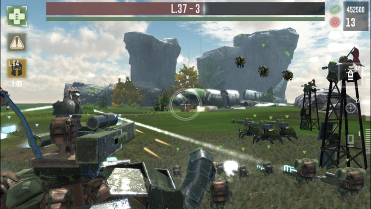 War Tortoise screenshot-3