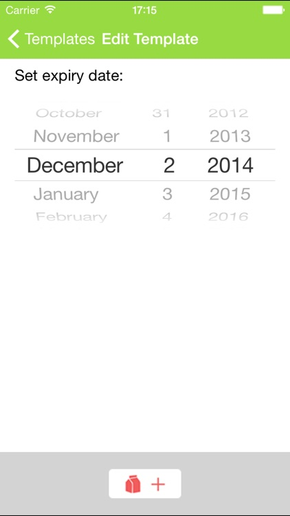 Expiry Date App screenshot-2