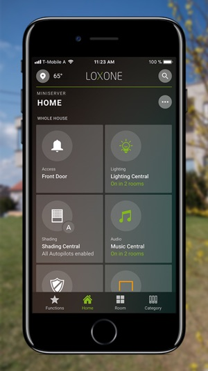 Loxone Smart Home on the App Store