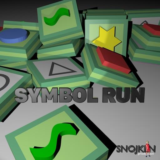 Symbol Run - a 3D puzzle game
