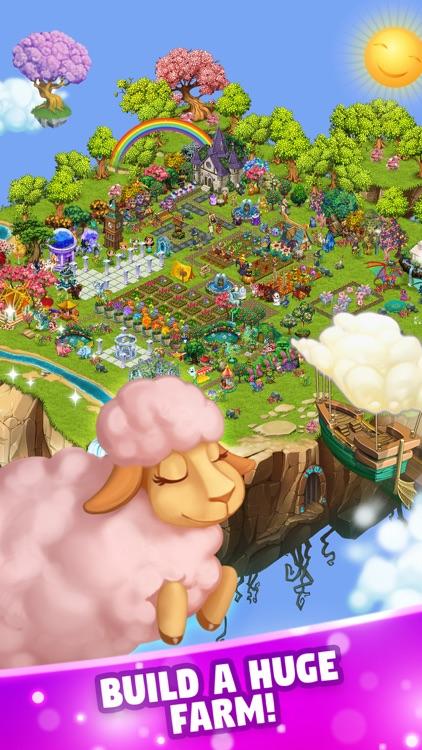 Fairy Farm: Magic Village Adventures