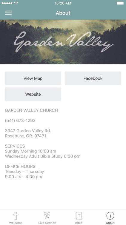 Garden Valley Church