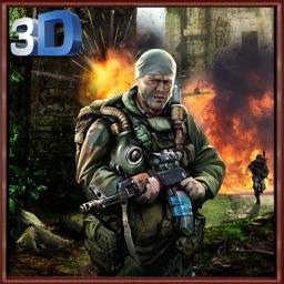 Jungle Commando Shooter 3D