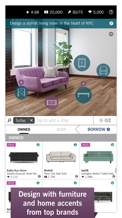 Design Home screenshot-1