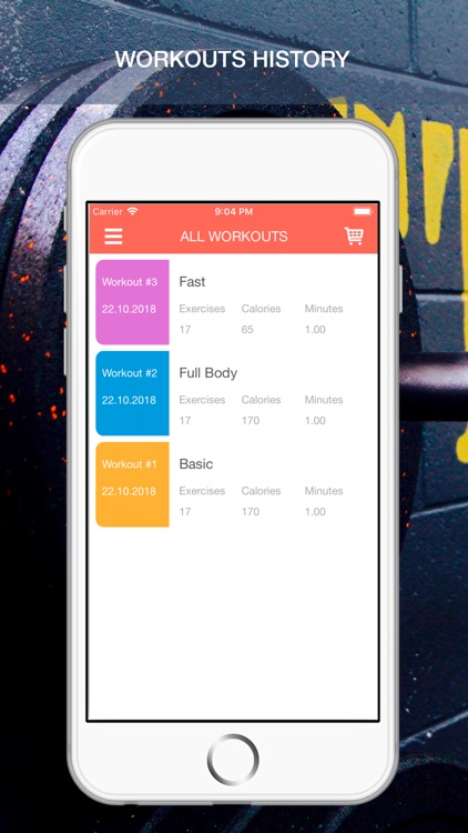Daily Fitness Trainer Pro screenshot-3