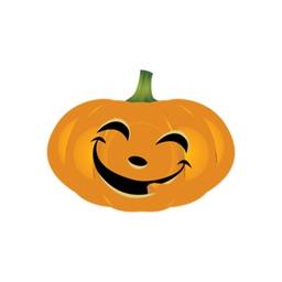 Halloween Pumpkin smiles
