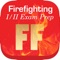 Flash Fire will help fire service students and trainees prepare for written examinations for Firefighter I and Firefighter II courses