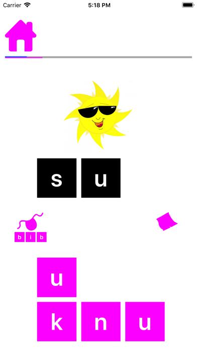 Screenshot for SpellFo in Sweden App Store