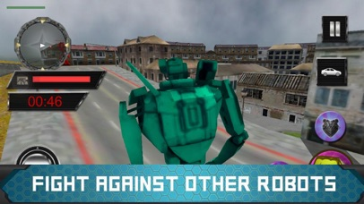 Extreme Robot Transform -Fight screenshot 3