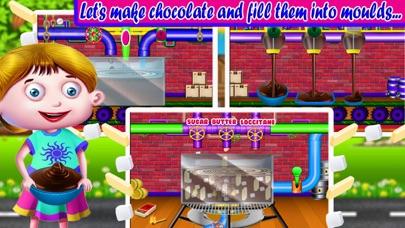 Kids Chocolate Factory : Choco Bars Chef 3