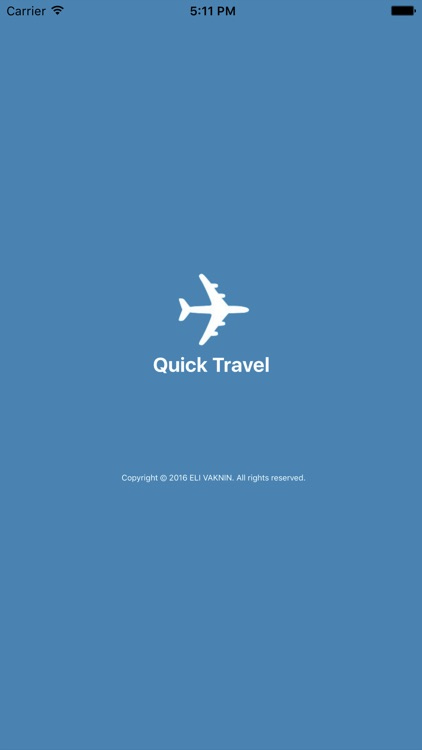 Quick Travel screenshot-4