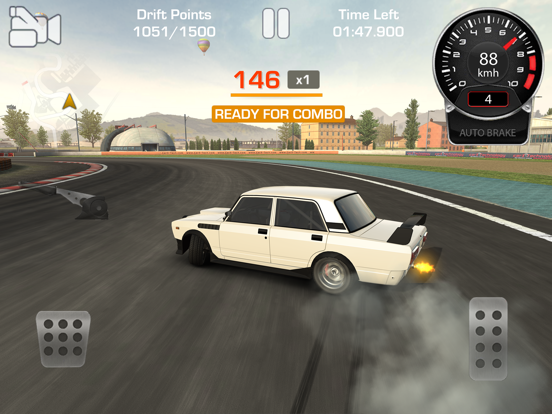CarX Drift Racing на iPad