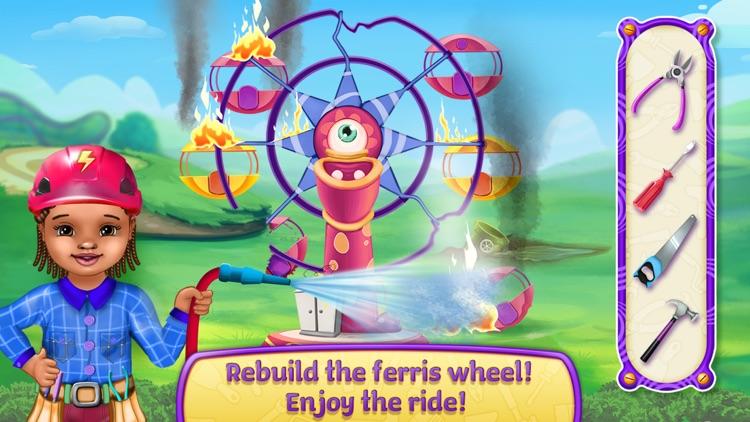 Baby Heroes Amusement Park screenshot-4