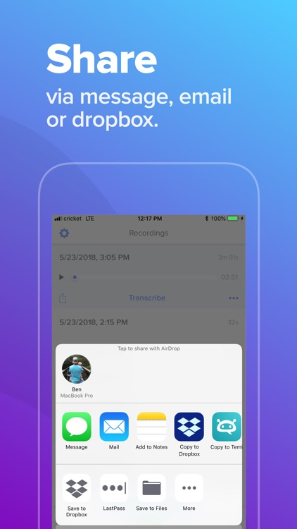 Rev Call Recorder screenshot-5