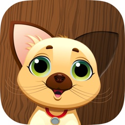 Cute Animal Puzzles for Kids