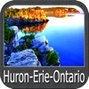 Huron Erie Ontario GPS Charts