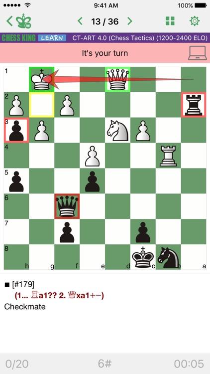 CT-ART 4.0 (Chess Tactics)