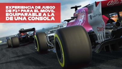 Screenshot for F1 Mobile Racing in Mexico App Store