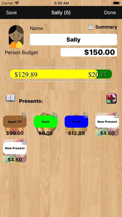 iPresents - Great Organizer screenshot-4