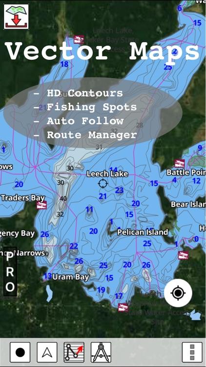 UK/Ireland - GPS Marine Charts screenshot-6