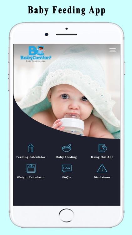 Infant Feeding App