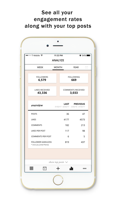 instagram planner app