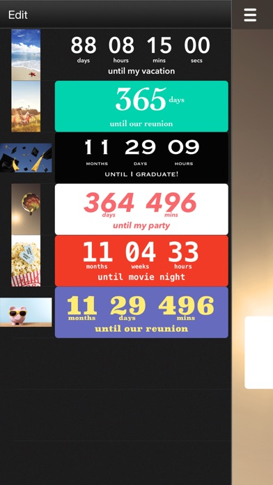 Countdown‼ for Windows