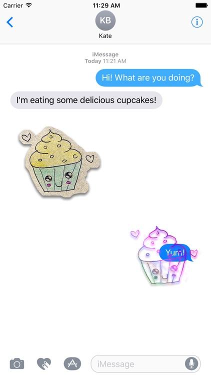 Kawaii! Say it with a Cupcake screenshot-9