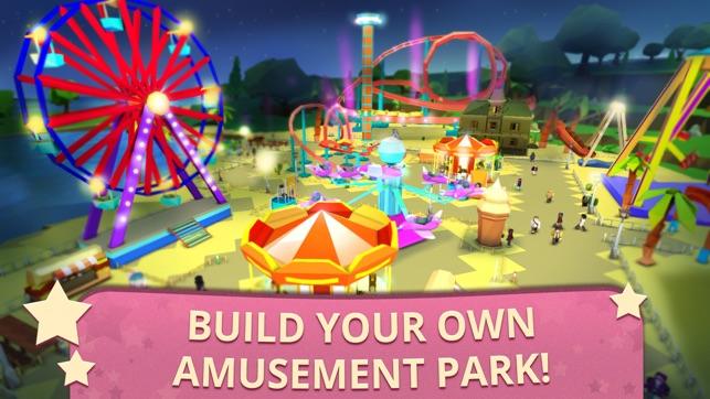My Theme Park: Fun Park Tycoon on the App Store