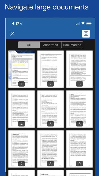 Notate Pro for BlackBerry screenshot-7
