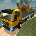 Eid Animal Truck Transport icon