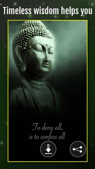 Ask Buddha for Help and Advice screenshot 2