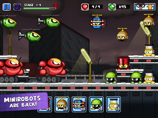Screenshot #1 for Tiny Defense 2