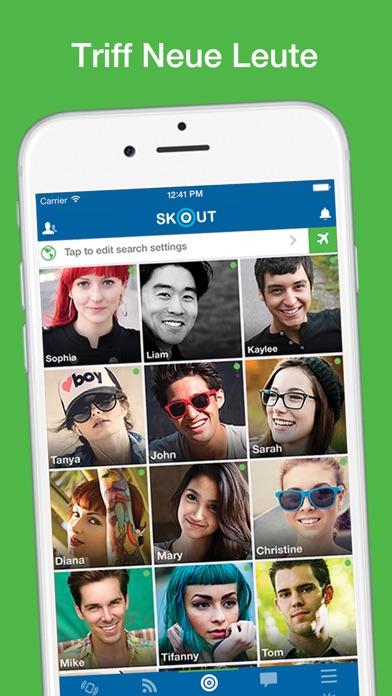 Skout-Dating-Netzwerk